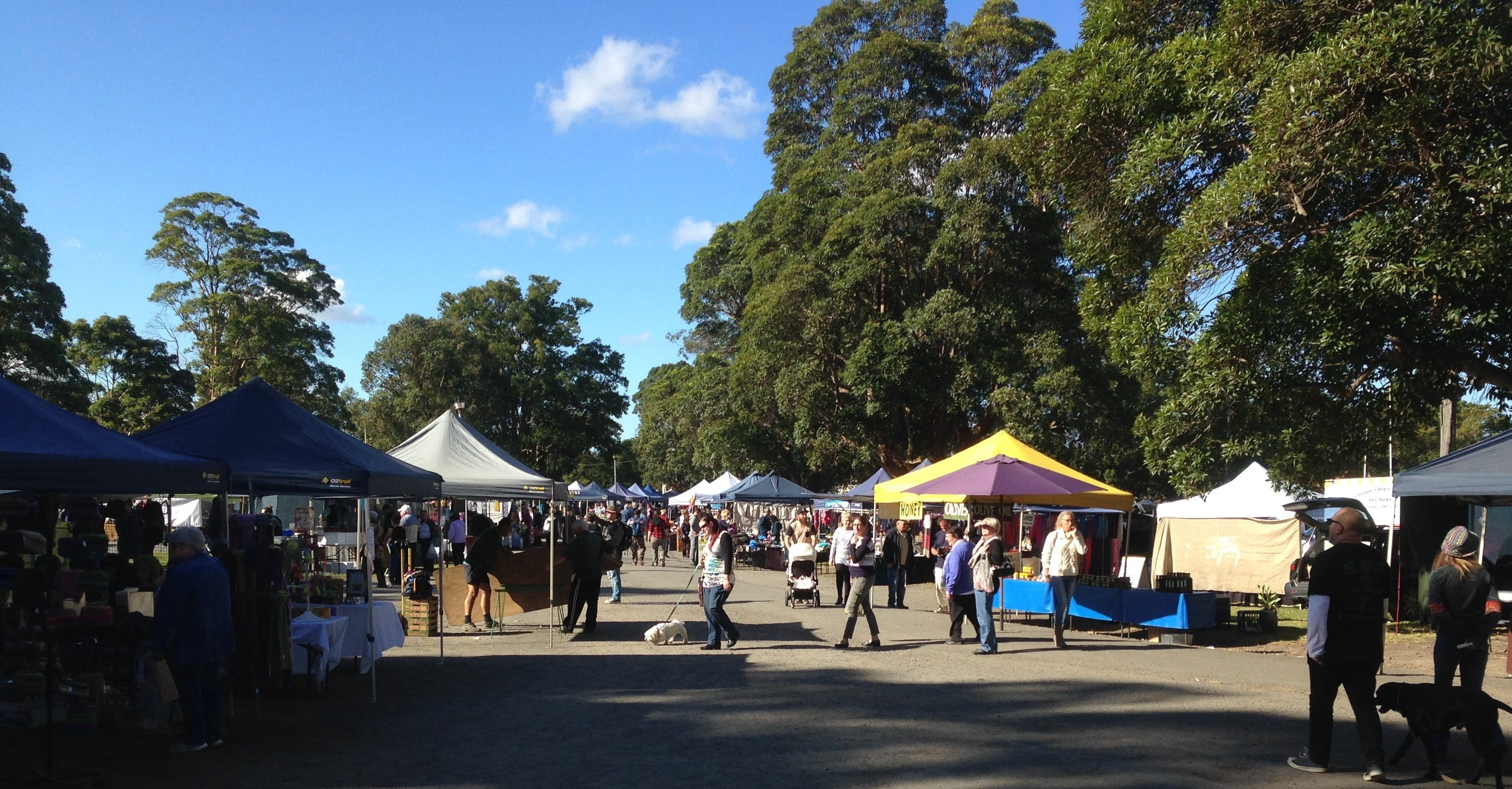 The Berry Markets - Wagga Wagga Accommodation