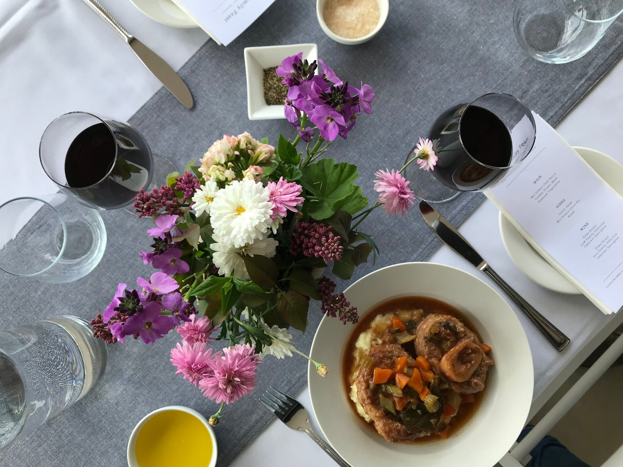 The Family Feast  Three Coonawarra families three tables three courses. - Wagga Wagga Accommodation
