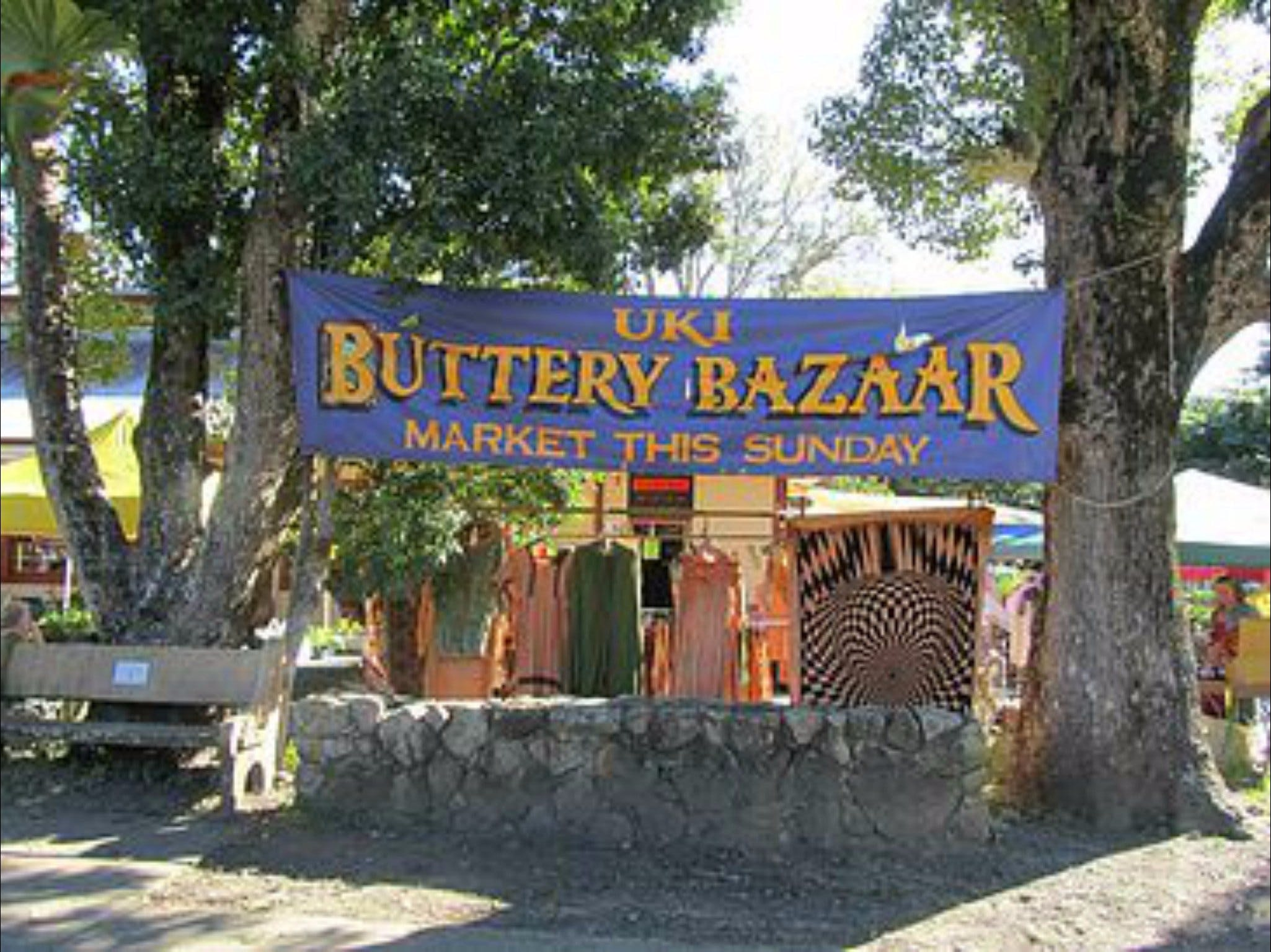 Uki Buttery Bazaar - Wagga Wagga Accommodation