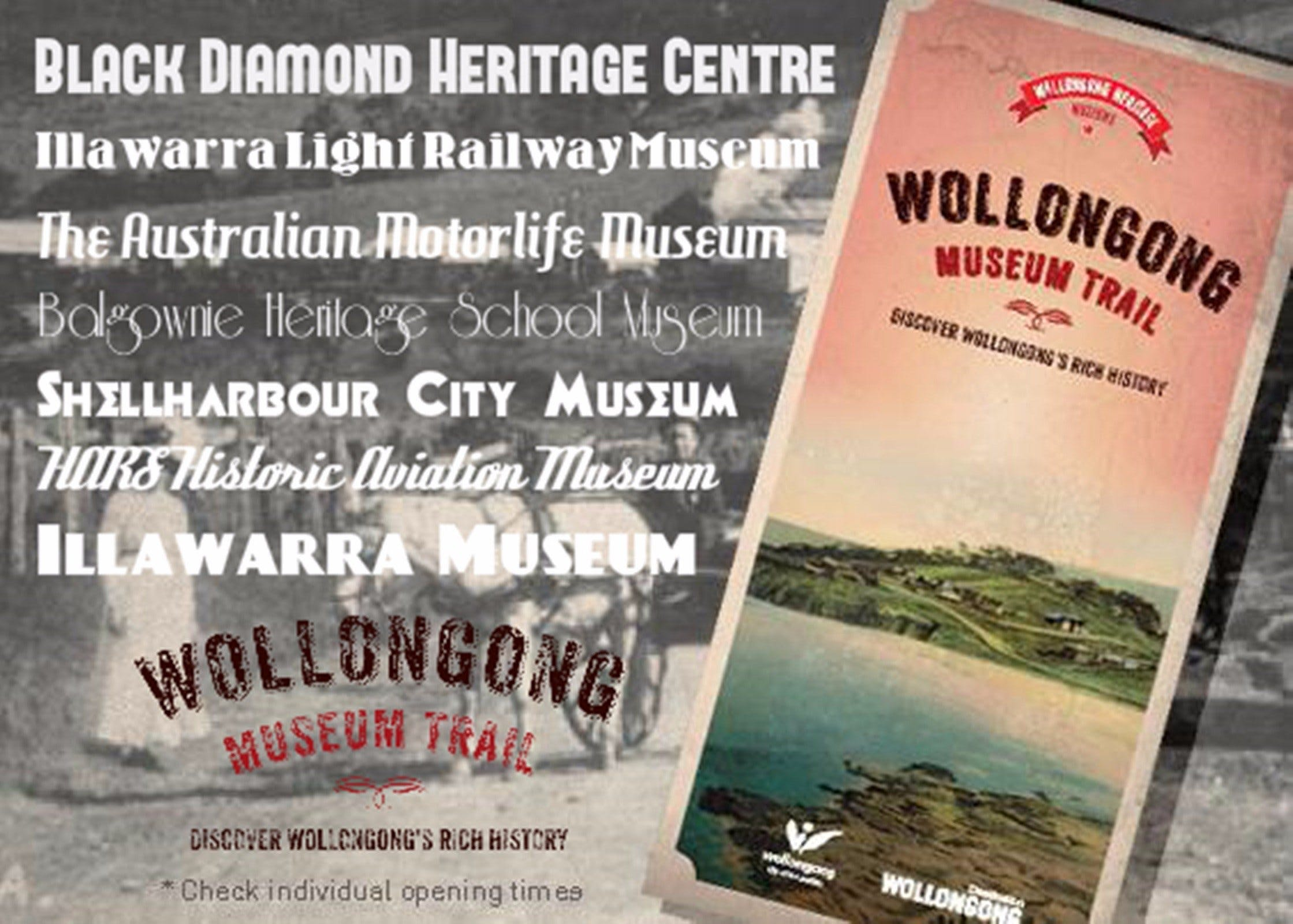 Wollongong Museum Trail - Wagga Wagga Accommodation