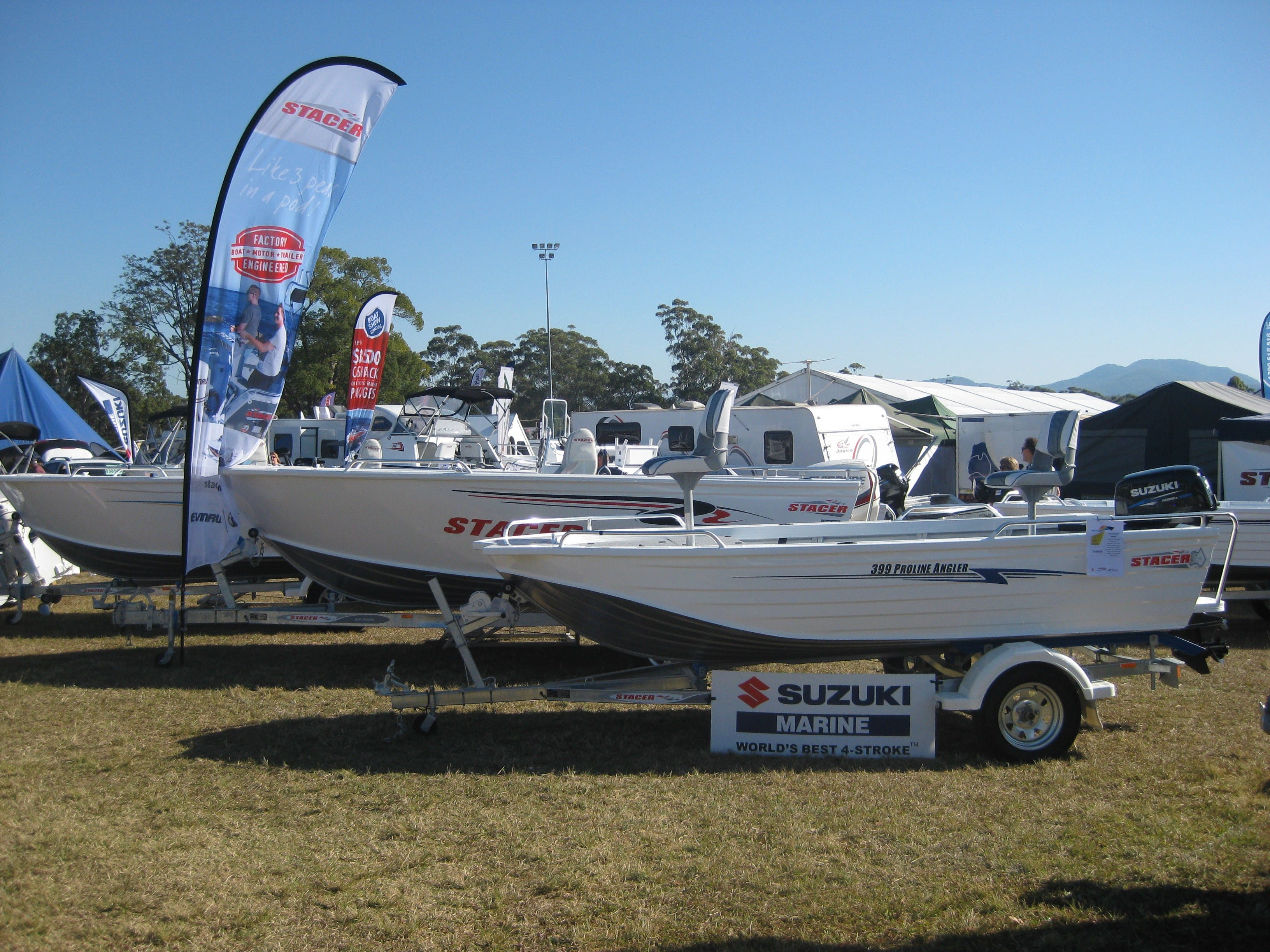 Mid North Coast Caravan Camping 4WD Fish and Boat Show - Wagga Wagga Accommodation