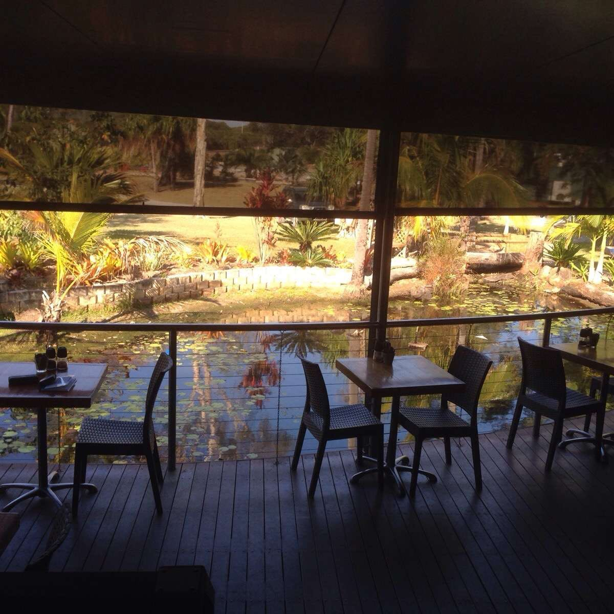 Getaway Garden Cafe - Wagga Wagga Accommodation