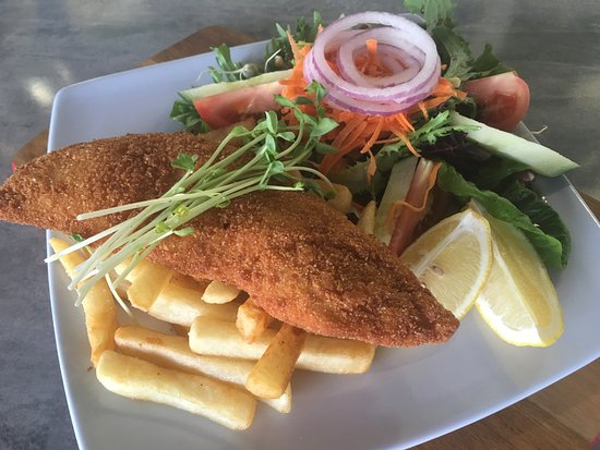 Cedar Park Fish and Chips - Wagga Wagga Accommodation