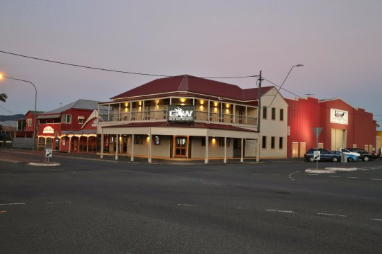 Great Western Hotel - Wagga Wagga Accommodation