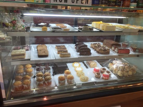Ivy's coffee  cake - Wagga Wagga Accommodation