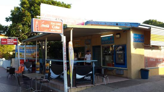 Jetty Seafood and Hamburgers - Wagga Wagga Accommodation