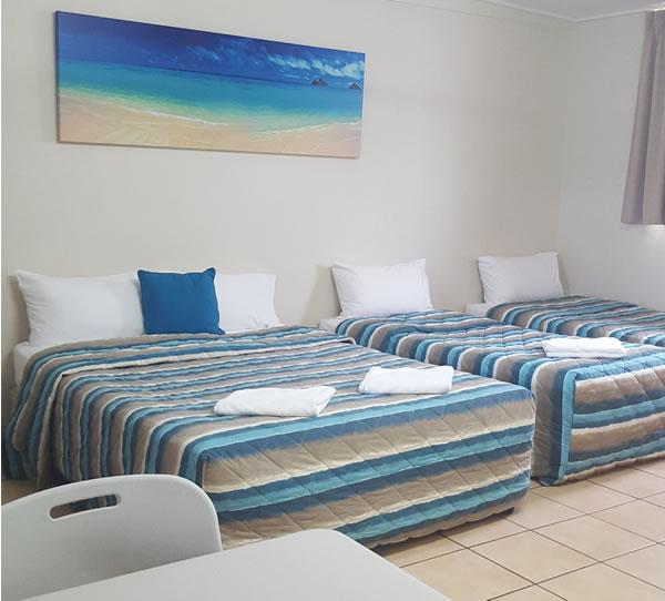 Maryborough City Motel - Wagga Wagga Accommodation
