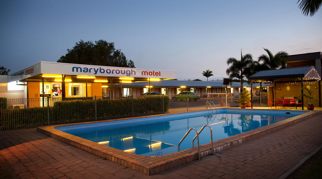 Maryborough Motel and Conference Centre - Wagga Wagga Accommodation