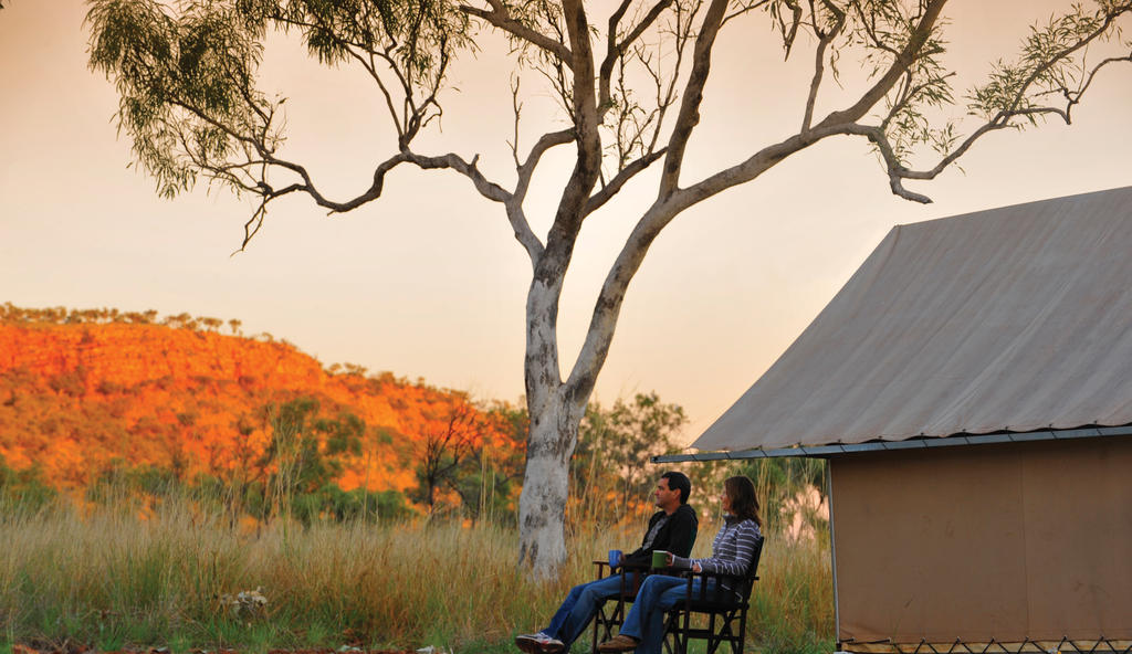 Bell Gorge Wilderness Lodge - Wagga Wagga Accommodation
